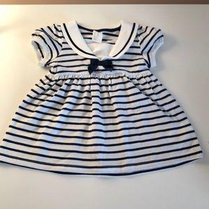 Other - Baby Girl Stripe Dress